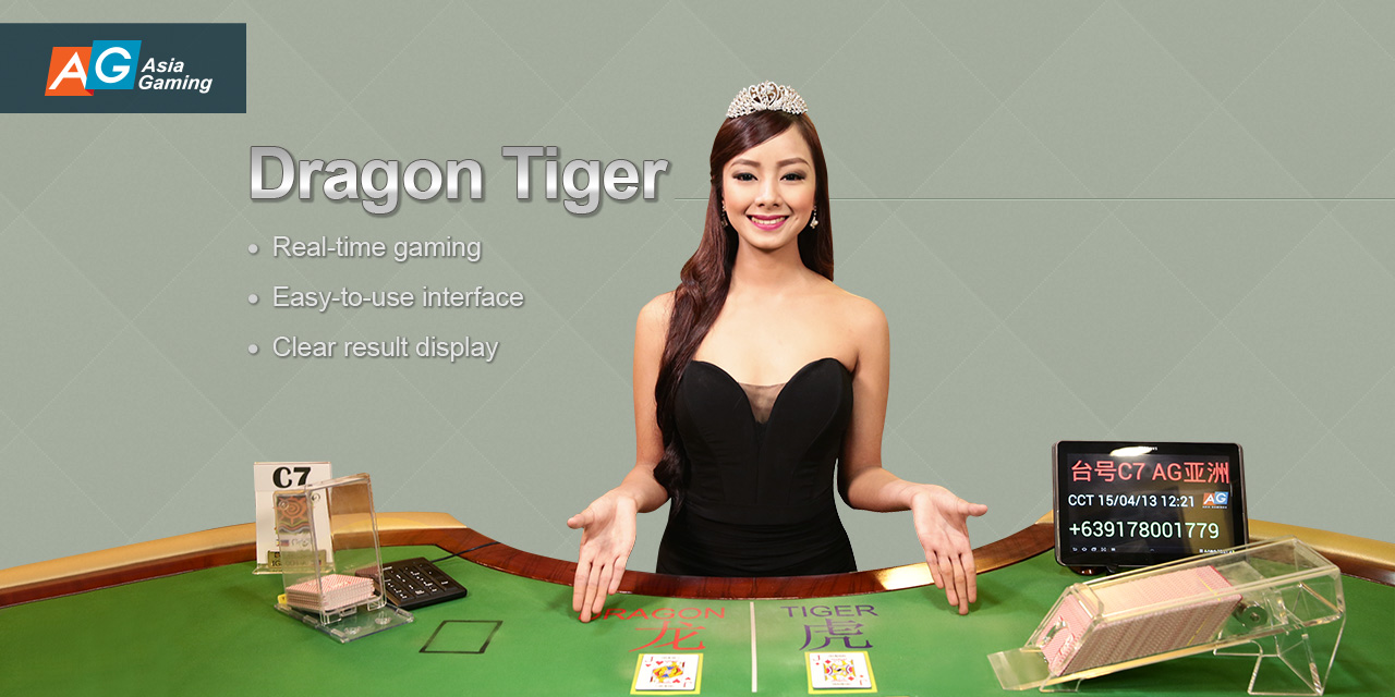 casino AG dragon tiger